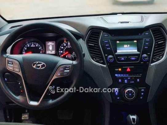Hyundai Santa Fe 2016 image 4