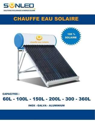 CHAUFFE EAU SOLAIRE image 1
