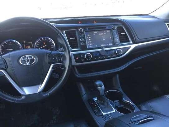 Vente de Toyota highlander image 4