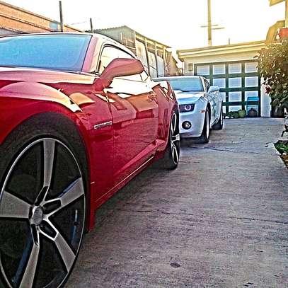 Chevrolet Camaro 2013 image 8