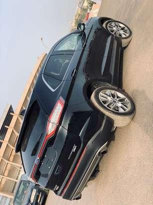 Ford Edge titanium 2016 image 7