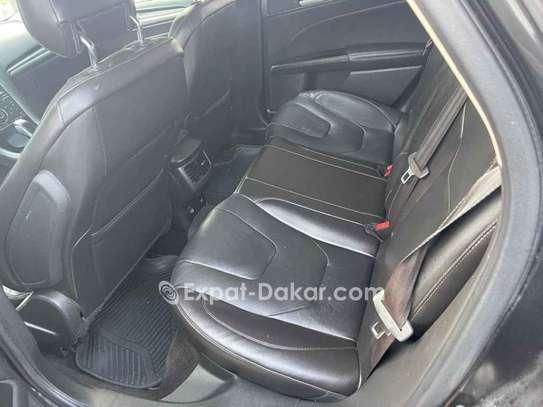Ford Fusion Titanium 2013 image 4