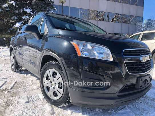 Chevrolet Trax 2014 image 3