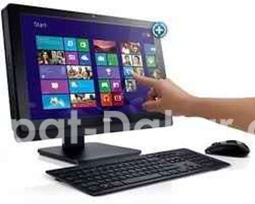 Dell all in one tactile core i5 image 1