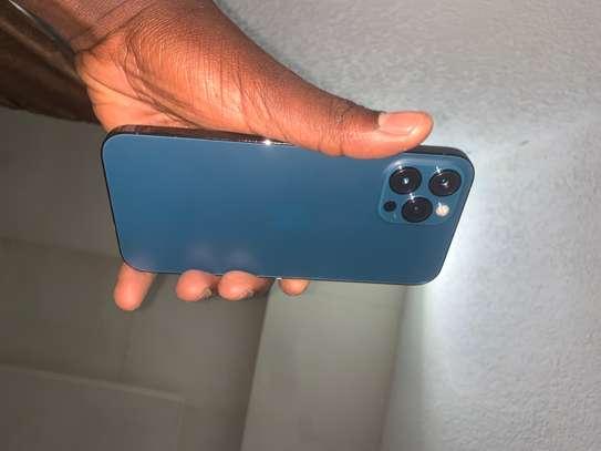 Iphone 12 pro max bleu 128GB image 4