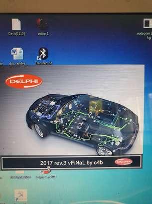 Nouvelles versions delphi 2017R3 bluetooth voiture image 2