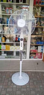 Ventilateur Sur pied avec Télécommande  EVERNAL image 2