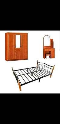 Chambre à Coucher avec lit forgé image 1