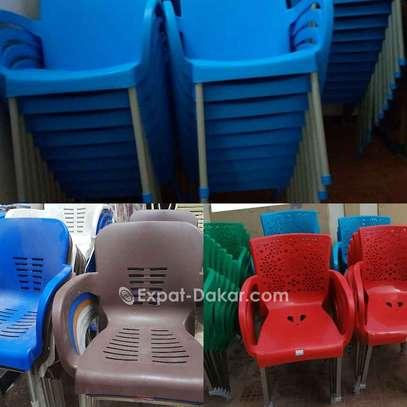 Chaise aluminium image 1