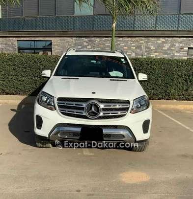 Mercedes-Benz GLS 2017 image 4
