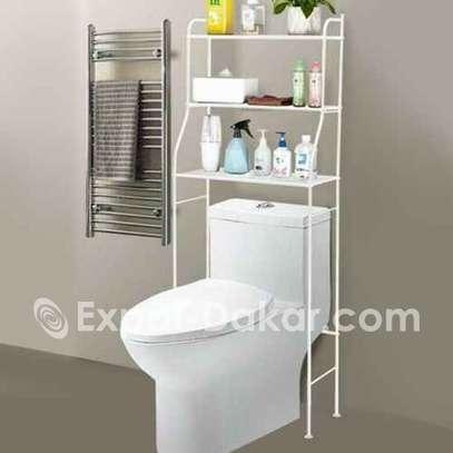 Support de toilette image 1