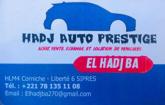 Hadj Auto Prestige image 1