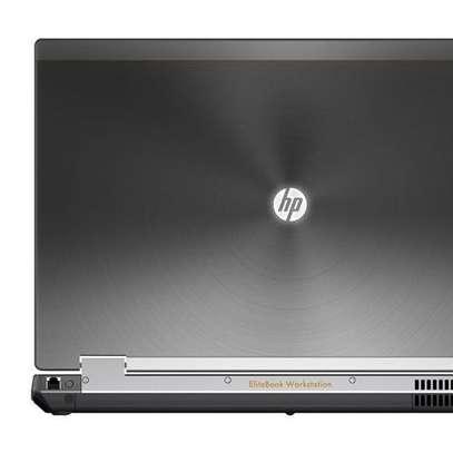 HP Elitebook 8770w i7 workstation image 4