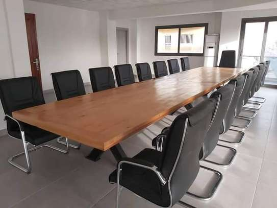 Table de réunion de 6,8,10,12 image 5