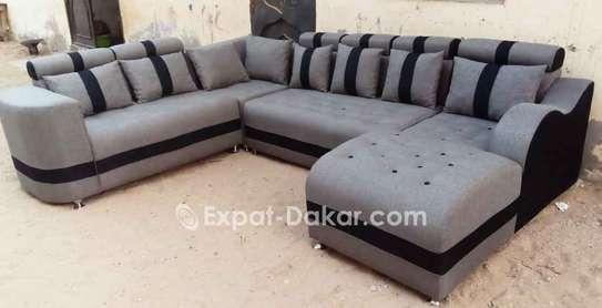 Canapés angle fauteuils salons image 2