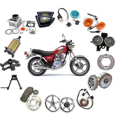 Pièces détachées moto image 1