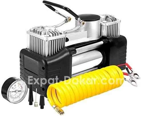 Pompe à air double cylindre image 3
