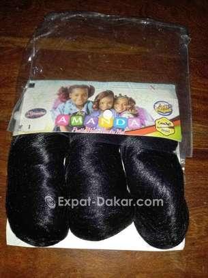 Mèche Curly / bouclées pour vos filles image 3