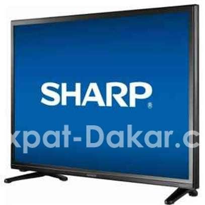 """Led TV 32"""" sharp image 1"""