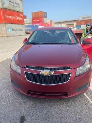 Chevrolet Cruze Automatique Essence 4Cylindres 1.4L image 1