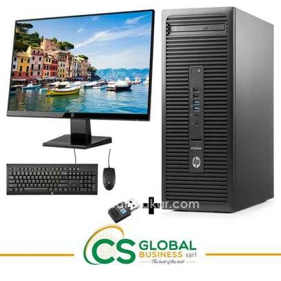 COMPLET HP ELITEDESK AMD PRO A8 image 1