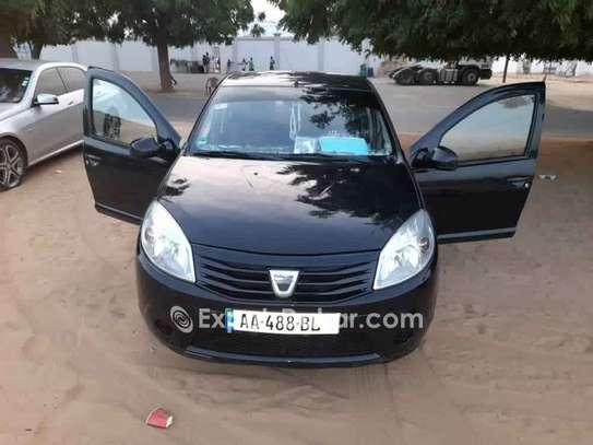 Dacia Sandero 2012 image 1