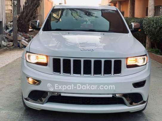 Jeep Grand Cherokee 2014 image 2