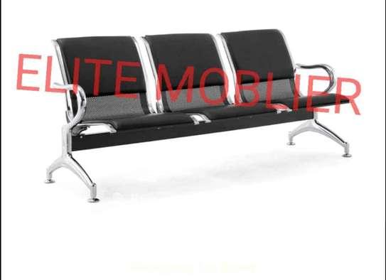 Banquette 3 places avec tissu image 1