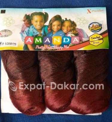 Mèche Curly / bouclées pour vos filles image 2
