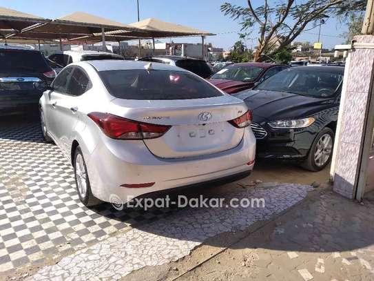 Hyundai Avante 2014 image 4