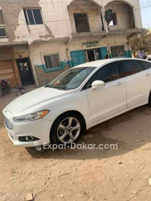 Ford Fusion 2013 image 6