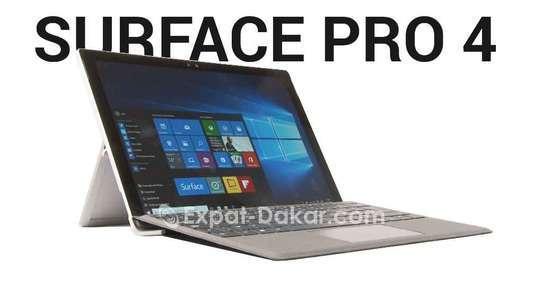 Microsoft Surface Pro 4- Core i5 - Ram 8Go - Disk 256Go SSD image 1