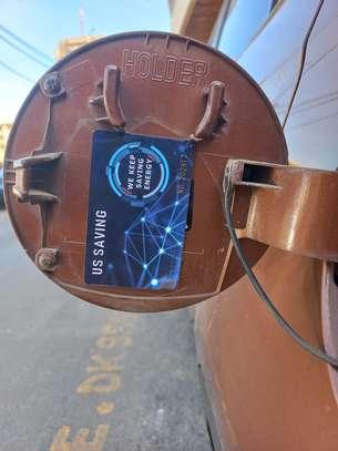 Vente carte economiseur carburant auto moto à ions negatifs image 4