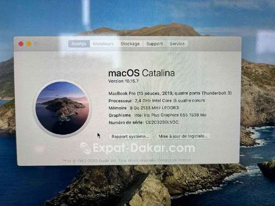 Macbook Pro 2019 image 2