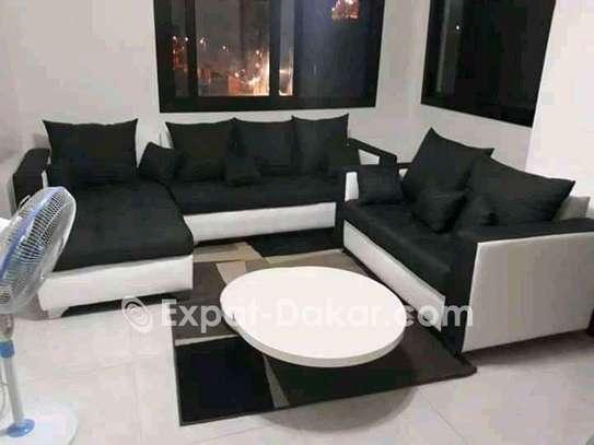 Canapé d'angle image 1