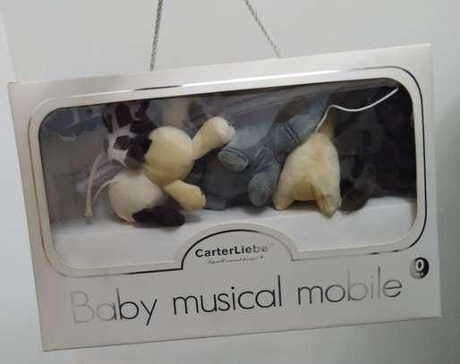 Mobile Musical pour bébé image 1