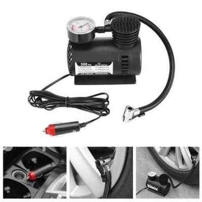 Compresseur gonfleur pneus auto image 3