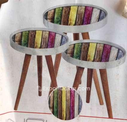 3 pièces tables image 5