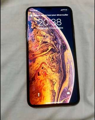 iphone xs 256go gold face id off image 2
