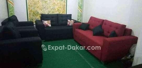 Canapés/fauteuils/salons angle image 1