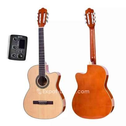 Guitare électronique classique image 1