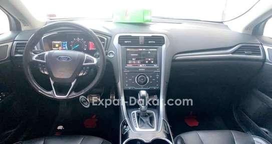 Ford Fusion Titanium 2015 image 5