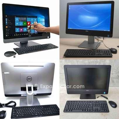 All in one i5 PC Dell Optiplex 3011 AIO image 1