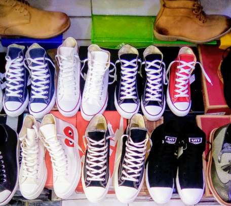 ALL STAR CONVERSE image 12