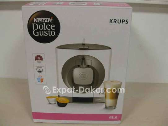 Machine a café a capsules dolce gusto image 3