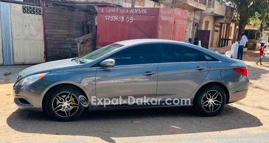 Hyundai Sonata 2012 image 1