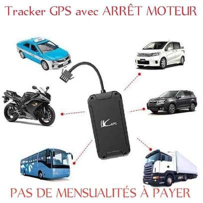 Tracker GPS Avec ARRÊT MOTEUR image 1