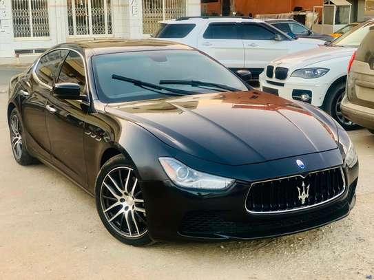 Maserati Ghibli v6 image 1