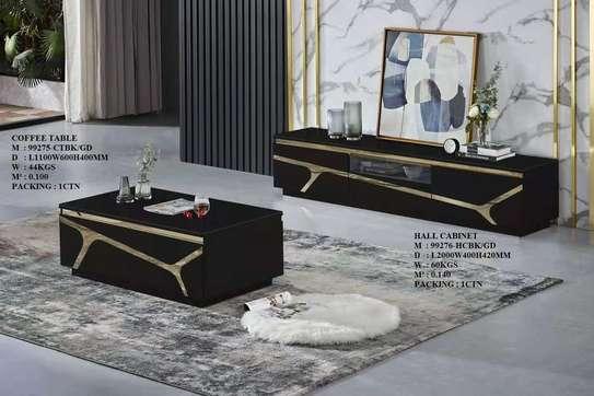 Ensemble Table Basse et Meuble Tv image 2