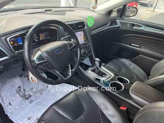 Ford Fusion Titanium 2013 image 3